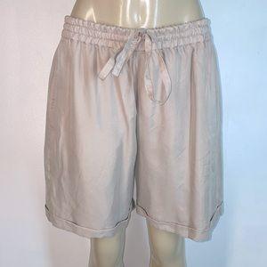 Johnny Was Marli Shorts Khaki Tan Small